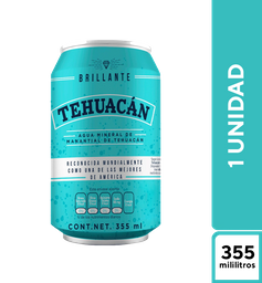 Tehuacán  355 ml