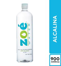 Zoe Alcalina  900 ml
