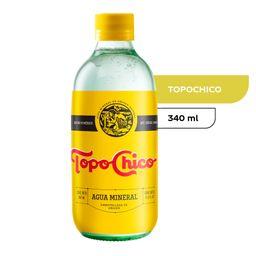 Topo Chico Mineral 340 ml