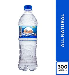 All Natural 300 ml