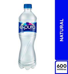 E-Pura Natural 600 ml