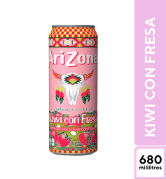 Arizona Fresa-Kiwi 680 ml