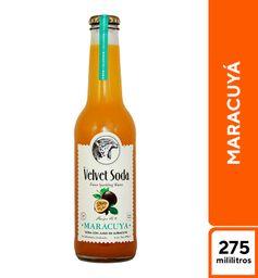 Velvet Soda Maracuya 275 ml