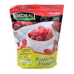 Frambuesas Global Premier Congeladas 907 g