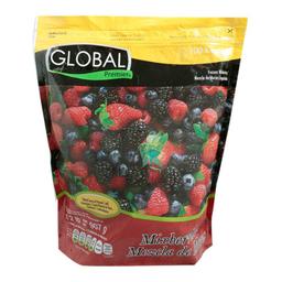 Mezcla De Moras Global Premier Congeladas 907 g
