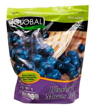 Moras Azules Global Premier Congeladas 907 g