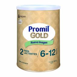 Fórmula Para Lactantes Promil Gold Etapa 2 De 6 A 12 Meses 900 g