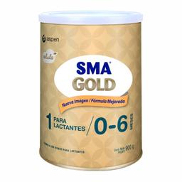 Fórmula Para Lactantes Sma Gold Etapa 1 De 0 A 6 Meses 900 g