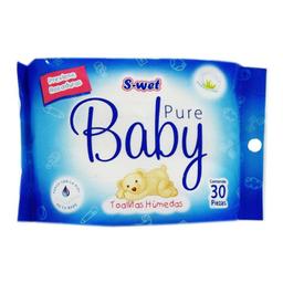 Toallitas Húmedas S Wet Baby 30 U