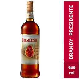 Brandy Presidente 940 mL