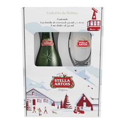 Cerveza Importada Stella Artois Lager Más Copa 750 mL