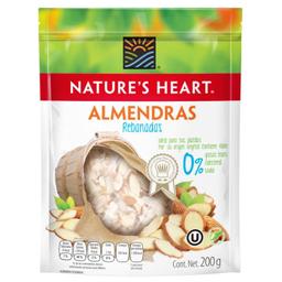 Almendras Nature'S Heart Rebanadas 200 g