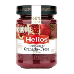 Mermelada De Granada Helios Extra Sin Gluten Con Fresa 340 g