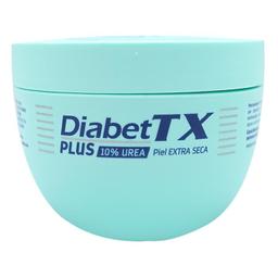 Crema Corporal Diabettx Plus 10 % Urea Piel Extra Seca 250 g