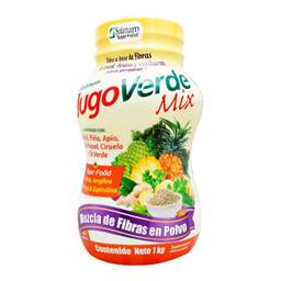 Suplemento Alimenticio Solanum Jugo Verde Mix En Polvo 1 Kg