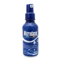 Solución Antiséptica Microdacyn De Superoxidación 60 120 mL