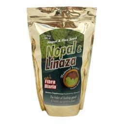 Suplemento Alimenticio Mi Fibra Diaria Nopal Y Linaza 500 g