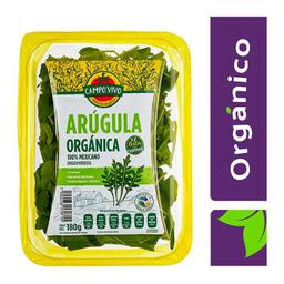 Arúgula Campo Vivo Orgánica 180 g