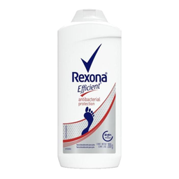 Talco Desodorante Pies Rexona Efficient Antibacterial Protection