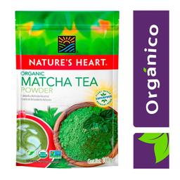 Té Verde Nature'S Heart Matcha Orgánico 100 g