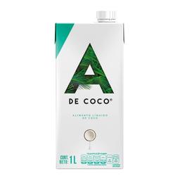 Alimento Líquido De Coco A De Coco 1 L