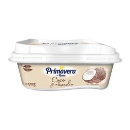 Margarina Primavera Coco Y Almendra Untable 170 g