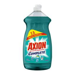 Lavatrastes Líquido Axion Complete Plástico 1.1 L