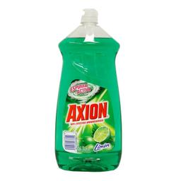 Lavatrastes Líquido Axion Espuma Activa Limón 1.1 L