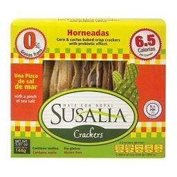 Galletas Susalia De Nopal Horneadas 144 g