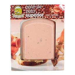 Paté Martiko Superior Con Setas 75 g