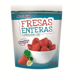Fresas Congeladas Freezer Fruits Enteras 1 Kg
