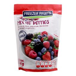 Mix De Berries Freezer Fruits 450 g