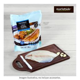 Filete Tilapia MarketsiDe Sin Piel 500 g