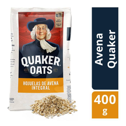 Avena Quaker Oats Natural 400 g
