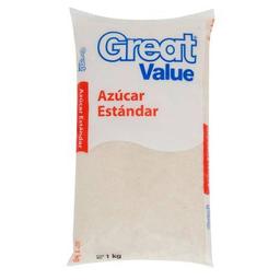 Azúcar Great Value Estándar 1 Kg