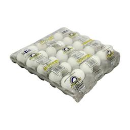 Huevo Blanco Guadalupe 1 Paquete Con 30 U
