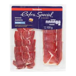 Jamón Serrano Extra Special 100 g
