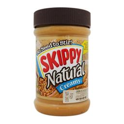 Skippy Crema de Cacahuate Natural