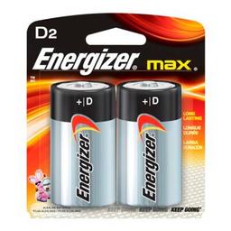 Pilas energizer Max D 2 U
