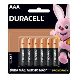 Duracell Pilas Aaa