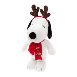 Muñeco Decorativo Greeter Snoopy Cuernos