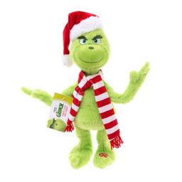 Peluche Holiday Time Animado el grinch