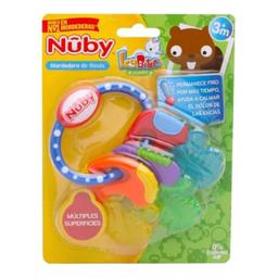 Mordedera De Llaves Nuby Icy Bite