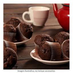 Mini Muffins Doble Chocolate 298 g