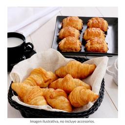 Croissant Y Chocolatines Mini Paquete Con 12 U