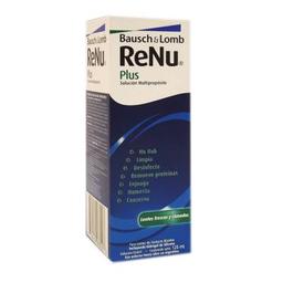 Solución Para Lentes De Contacto Renu Plus 120 mL