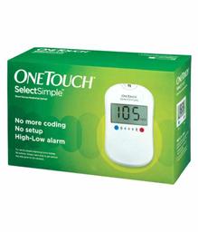 Glucómetro One Touch Select 1 U