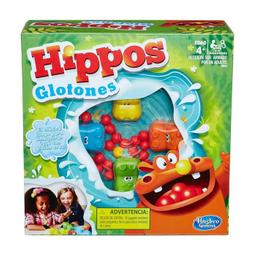 Juego De Mesa Hasbro Gaming Hippos Glotones 1 U