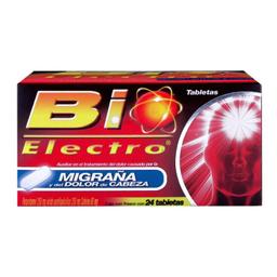 Bio Electro 24 Tabletas