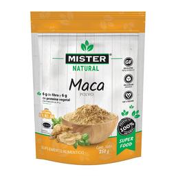 Suplemento Alimenticio Mister Natural Maca En Polvo 250 g